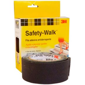 Fita Antiderrapante 50mmx5m Safety Walk Transparente 3M