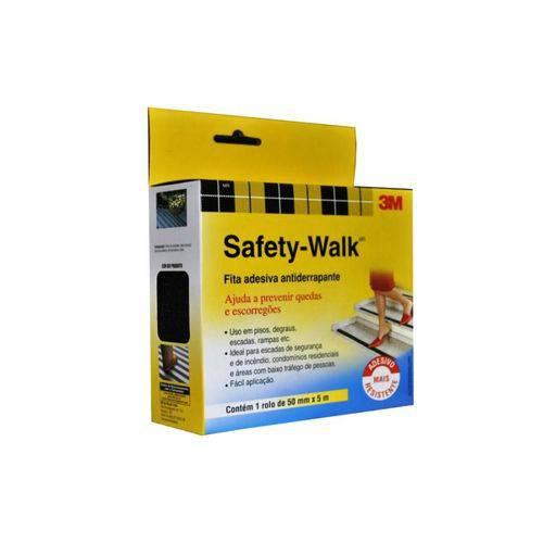 Fita Antiderrapante Safety-Walk Cinza 5 Metros 3M