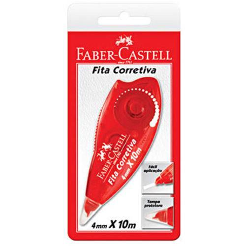 Fita Corretiva Faber Castell 004 Mm X 10 M Sm/7072