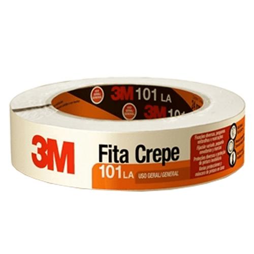 Fita Crepe 18x50 3M - 101LA 1022525