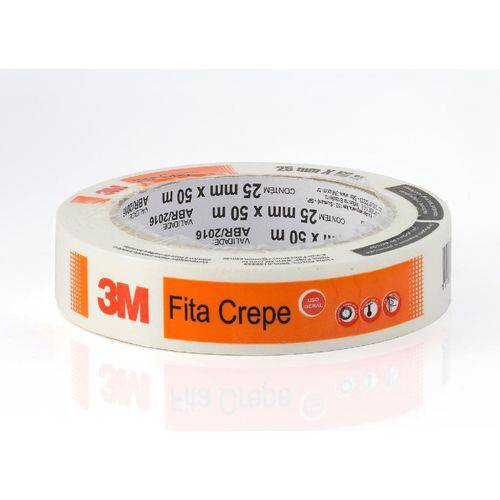 Fita Crepe 25mmx50m Hb004310999 3m