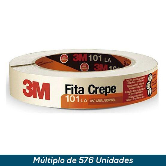 Fita Crepe 3M 101 LA 18mmx50mts