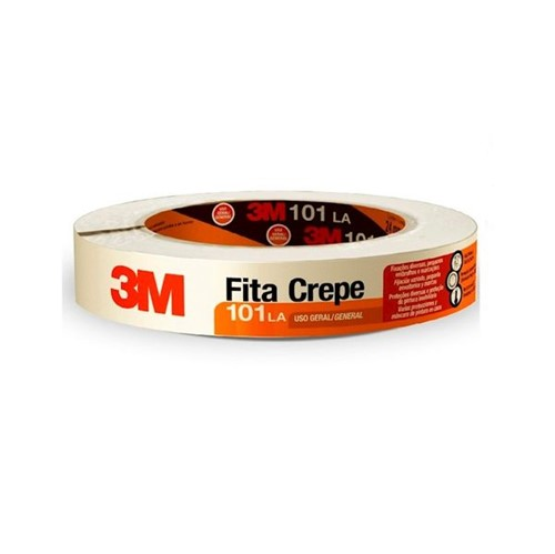 Fita Crepe 3m 18x50