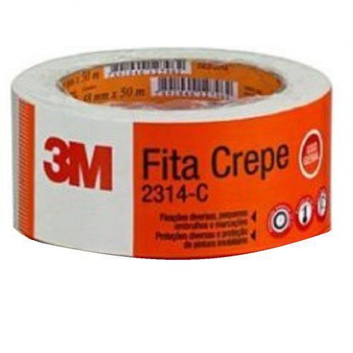 Fita Crepe 3M 24MM X 50M 2314-C Rl