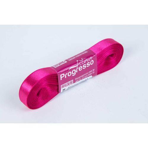 Fita de Cetim 10mm 10mts. Pink 303