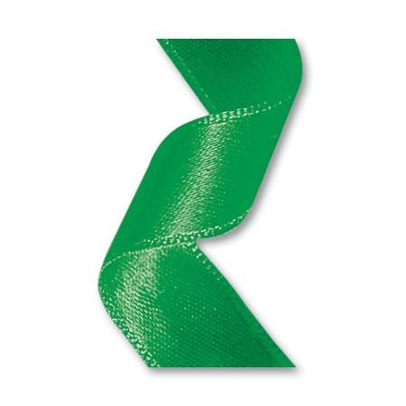 Fita de Cetim 10mts X 7mm Verde Bandeira