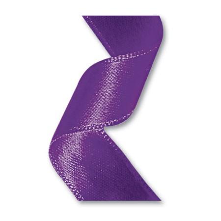 Fita de Cetim 10mts X 7mm Violeta