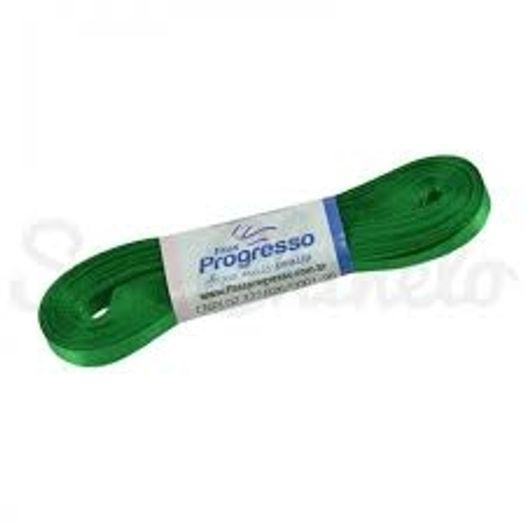 Fita de Cetim N1 Mimosa Verde Bandeira 10m