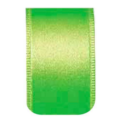 Fita de Cetim Verde Folha