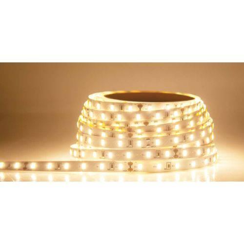 Fita de LED 2700K 16W/m 12V IP20 5mts EKF4115214 - Eklart