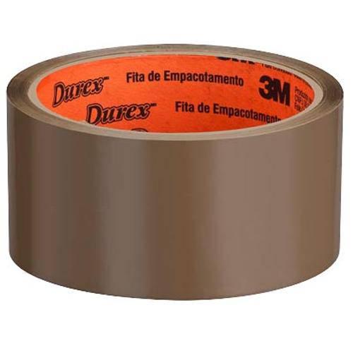 Fita Durex Marrom 45x40 3m 4802