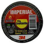Fita Isolante Imperial 3m Slim 18mm X 5 Metros