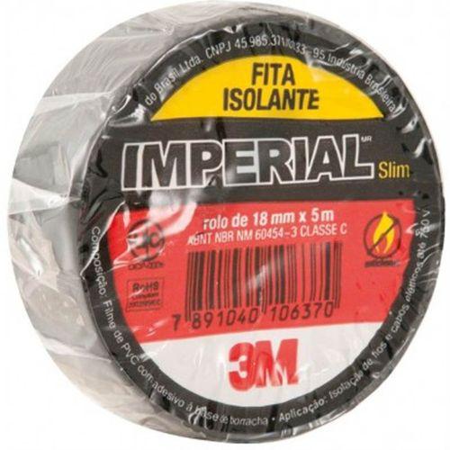 Fita Isolante Imperial Slim 18mm X 5m