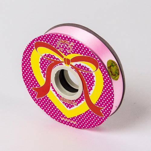 Fita P/ Presente 15mm Rosa Bebê