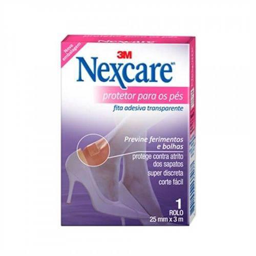 Fita Protetor para os Pés Nexcare (Emb. Contém 25 Pacotes de 6un. Cada) - 3M