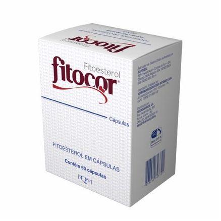 Fitocor 650mg 60 Cápsulas