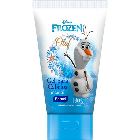 Fixador Capilar Frozen Gel Infantil 130g