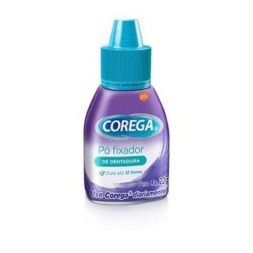 Fixador de Dentaduras Corega Pó COREGA PO 22G