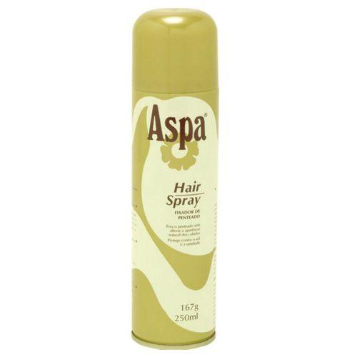 Fixador de Penteado Aspa Hair Spray 250ml