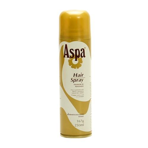 Fixador de Penteado Aspa Spray com 250ml