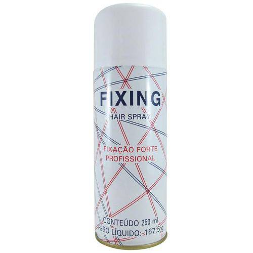 Fixing Hair Spray - Forte - 250ml