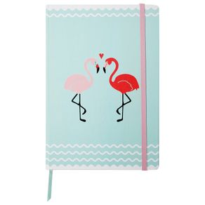 Flamin-go Caderneta Menta/flamingo
