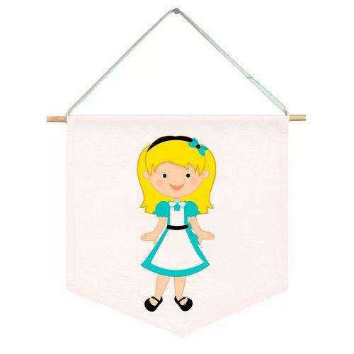 Flamula Criatics Alice no Pais das Maravilhas