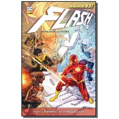 Flash: a Revolucao dos Viloes - Serie os Novos 52!