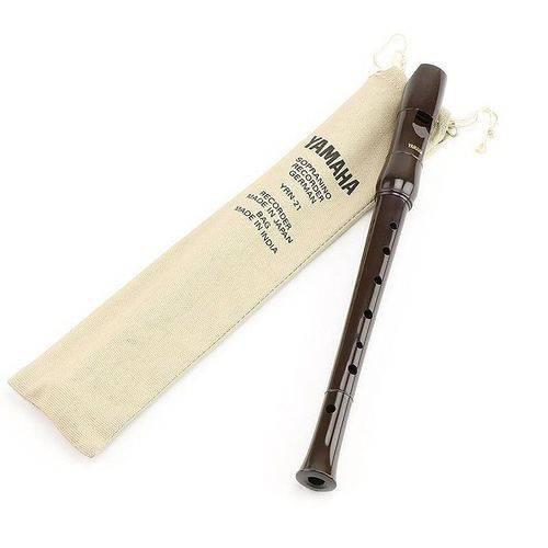 Flauta Doce Sopranino Germanica Yrn21 Yamaha