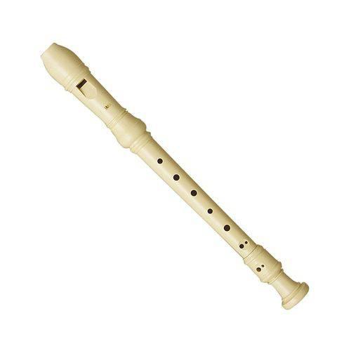 Flauta Doce Yamaha Soprano Yrs-23 Germânica