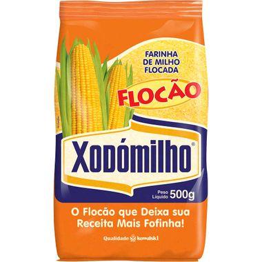 Flocão de Milho Xodomilho 500g