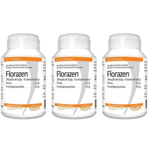 Florazen 03 Unidades - Power Supplements