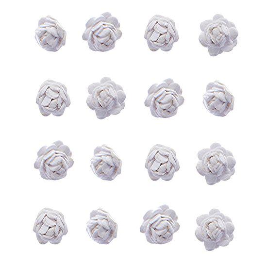 Flores Artesanais Feito a Mão Micro Pureza FLOR97 - Toke e Crie