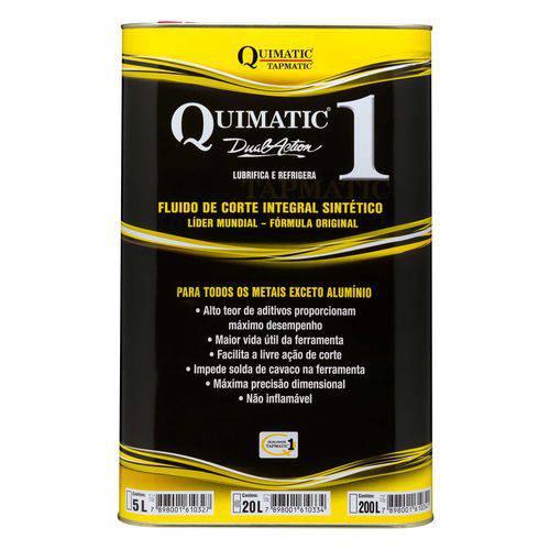 Fluido de Corte Quimatic 1 - 20 Litros