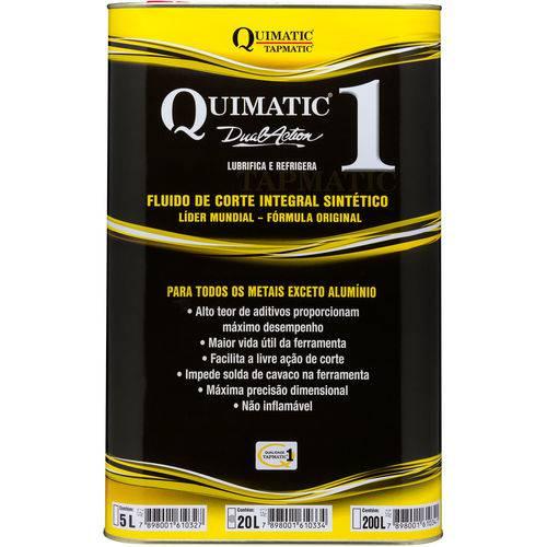 Fluido de Corte Quimatic 1 - 5 Litros