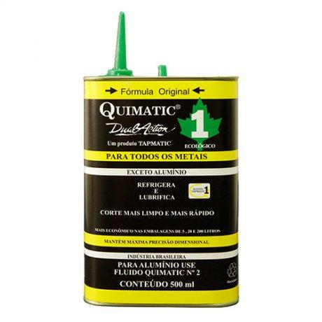 Fluido de Corte Quimatic 1 Ecológico 500ml Tapmatic