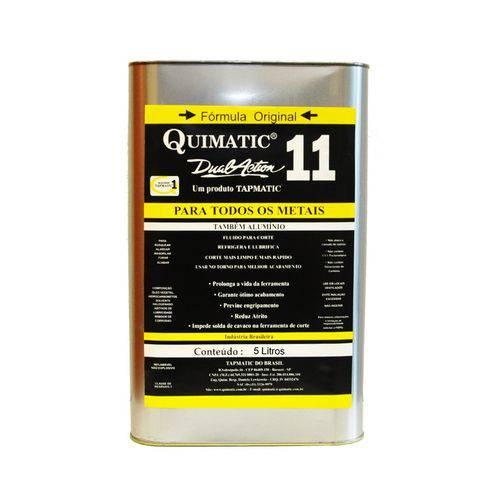 Fluído de Corte Quimatic 11 - 5 Litros - Tapmatic