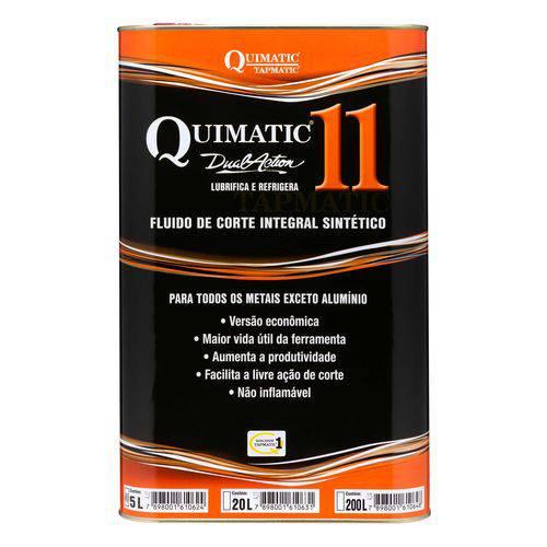 Fluido de Corte Quimatic 11 - 5 Litros