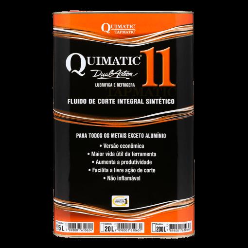 Fluído de Corte Quimatic 11 5L Tapmatic