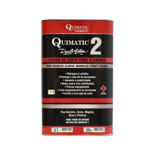 Fluido de Corte Quimatic 2 5l Tapmatic