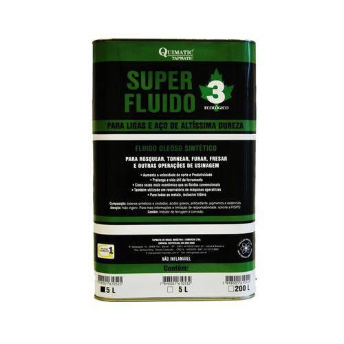 Fluido de Corte Super Fluido 3 5l Tapmatic