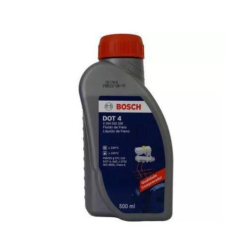 Fluído de Freio Dot4 Bosch 500ml