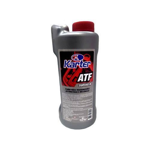 Fluido Transmissões Automáticas e Mecânicas 1 Litro Atf Sufixo a