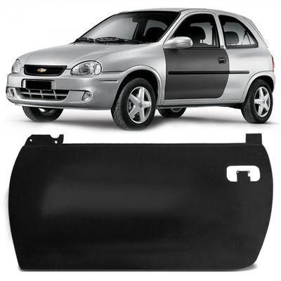 Folha da Porta Corsa Hatch e Pick-up 1995 a 2003 - 2 Portas - Lado Motorista