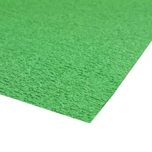 Folha de EVA 40x60cm - Atoalhado Verde Cítrico - 5 Unidades