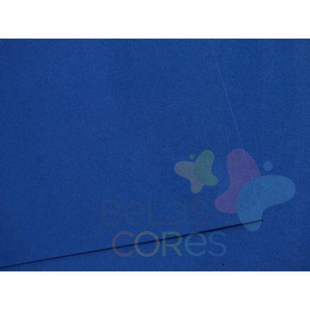 Folha de EVA 40x60cm - Azul Royal - 10 Unidades