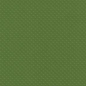 Folha Scrapbook Cardstock Bolinhas II Verde Capim Ref.20062-PCAR491 Toke e Crie