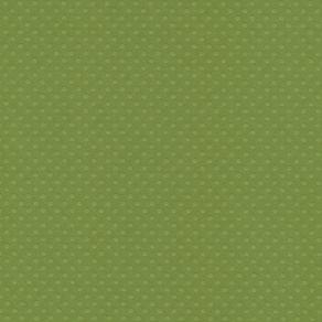 Folha Scrapbook Cardstock Bolinhas II Verde Relva Ref.20074-PCAR503 Toke e Crie