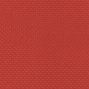 Folha Scrapbook Cardstock Bolinhas II Vermelho Intenso Ref.20061-PCAR490 Toke e Crie