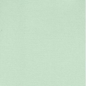 Folha Scrapbook Cardstock Perolado II Verde Pastel Ref.16029-PCAR436 Toke e Crie